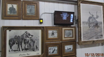 Parade & Rodeo display
