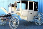 Elegant & historic 4 passenger Brougham