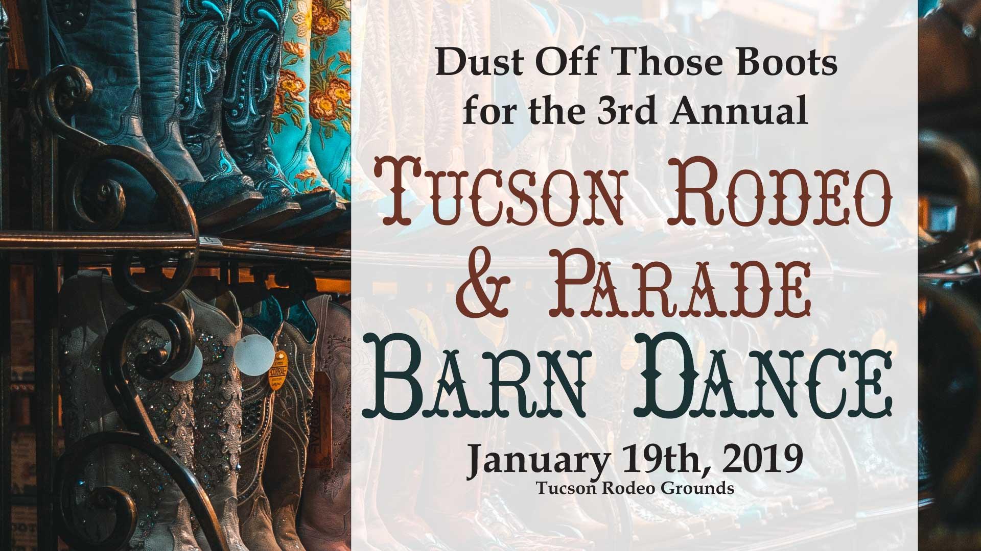 Barn Dance Tucson Rodeo Parade